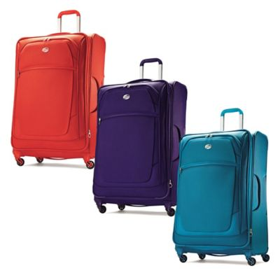American Tourister® iLite Xtreme 25-Inch Spinner in Purple