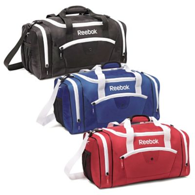 Reebok 21-Inch Fitness Duffle in Red