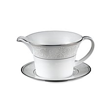 Pearl Symphony Gravy with Stand