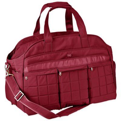 Weekender Bag with Luggage Strap