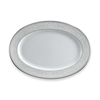 Pearl Symphony 14 1/4-Inch Oval Platter