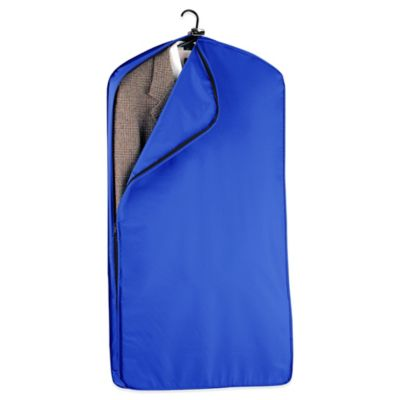 WallyBags® 42-Inch Suit Length Garment Bag in Royal Blue