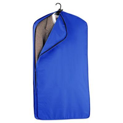 WallyBags® 42-Inch Black Garment Bag