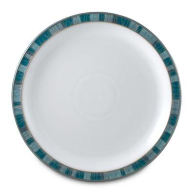 Denby Azure Coast 10 1/2-Inch Dinner Plate