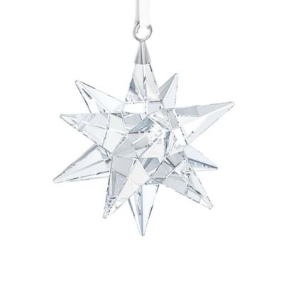 Star Ornament in Swarovski® Crystal