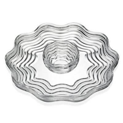Godinger Capri Chip and Dip Server