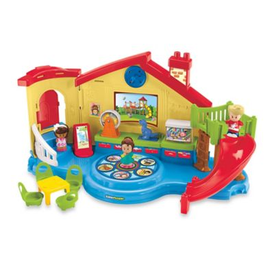 Fisher-Price® Little People® Musical Preschool