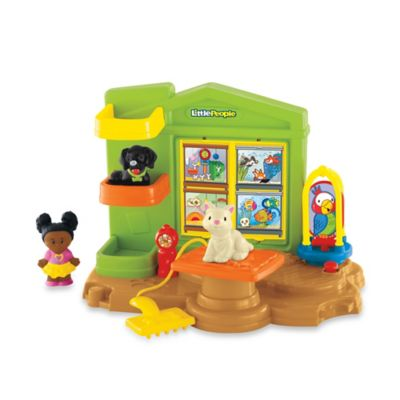 Fisher-Price® Little People® Pet Center