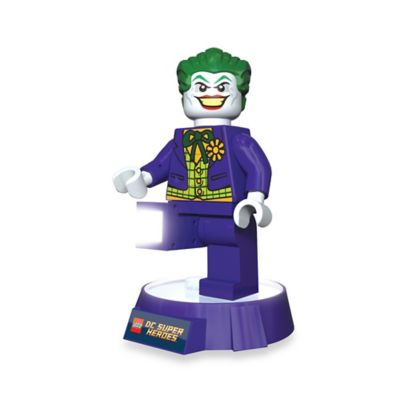 LEGO® Joker Torch & Night Lite