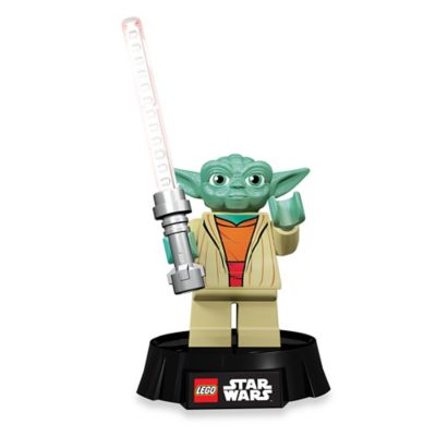 LEGO® Star Wars™ Yoda LED Desk Lamp