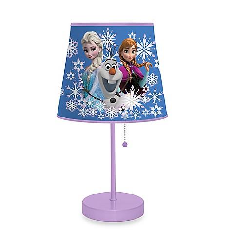 Disney 174 Frozen Table Lamp Buybuy Baby