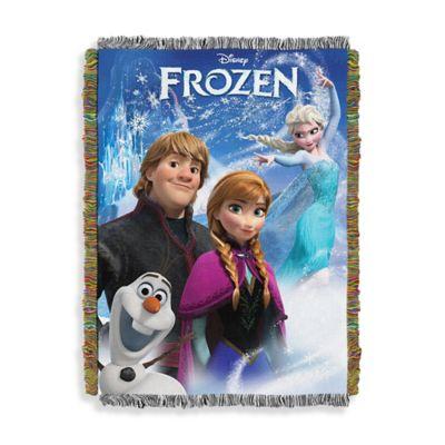 "Disney® Frozen ""A Frozen Day"" Tapestry Throw"