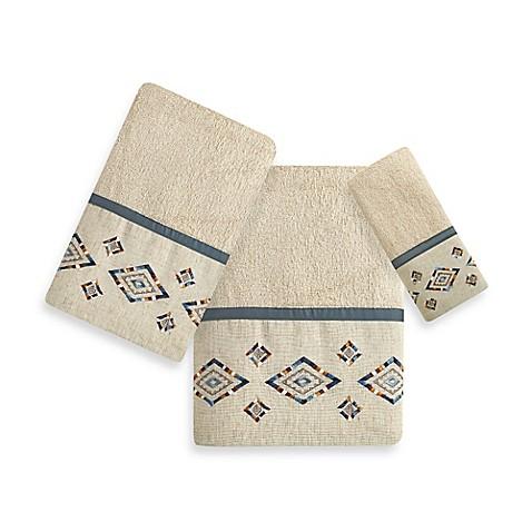 Buy Croscill 174 Cheyenne Fingertip Towel From Bed Bath Amp Beyond
