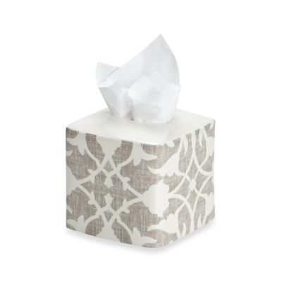 Brown Tissue Cover