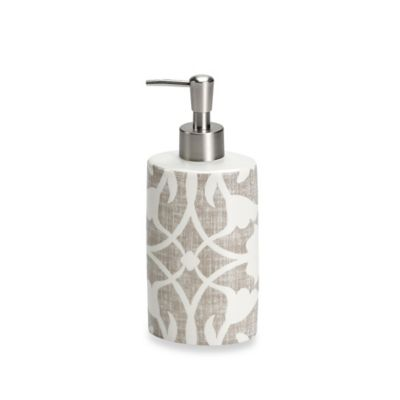Barbara Barry Poetical Silhouette Lotion Dispenser