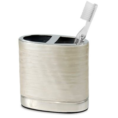 DKNY Ripple Toothbrush Holder