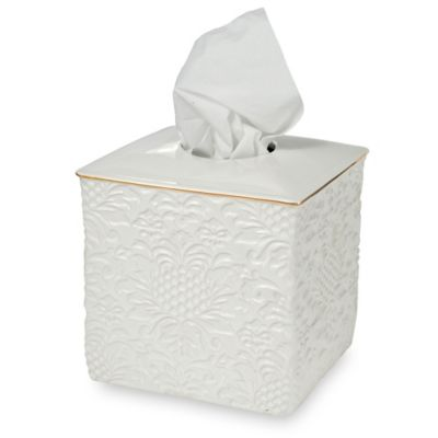 Cranston Boutique Tissue Box Cover