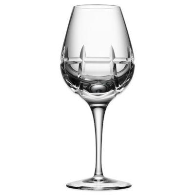 Orrefors New York Wine Glass