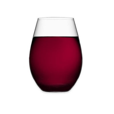 Orrefors More Stemless Wine Glass (Set of 4)