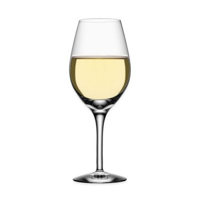 Orrefors More Wine Glass (Set of 4)