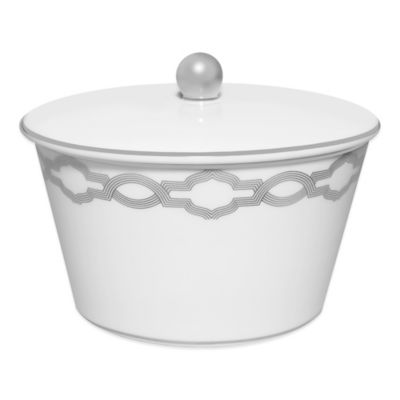 Monique Lhuillier Waterford® Embrace 12 oz. Covered Sugar Bowl
