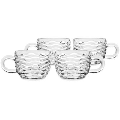 Godinger Capri Punch Cups (Set of 4)
