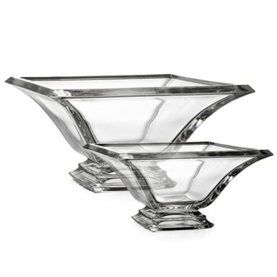 Fitz and Floyd Crystal Bowl