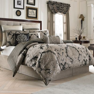 Croscill® Augusta Reversible Queen Comforter Set