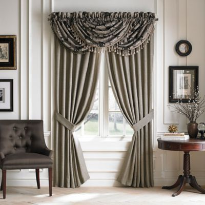Croscill® Augusta Waterfall Swag Window Valance