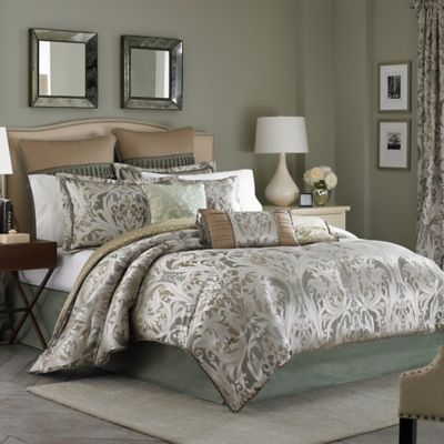 Croscill® Pavlova King Comforter Set