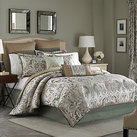 Croscill 174 Pavlova Comforter Set Bed Bath Amp Beyond
