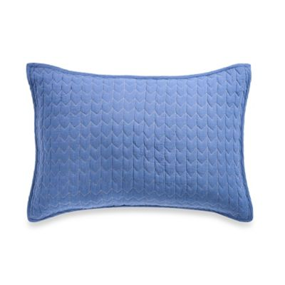 Nautica® Sedgemoor Breakfast Throw Pillow in Royal Blue