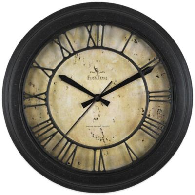 FirsTime® Tobias Classic Wall Clock