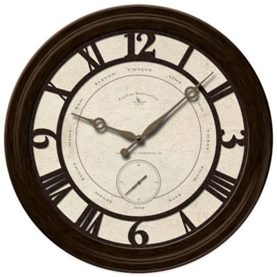 FirsTime® Big Gig Wall Clock