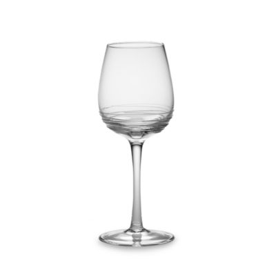 Mikasa® Swirl Wine Glass in Clear