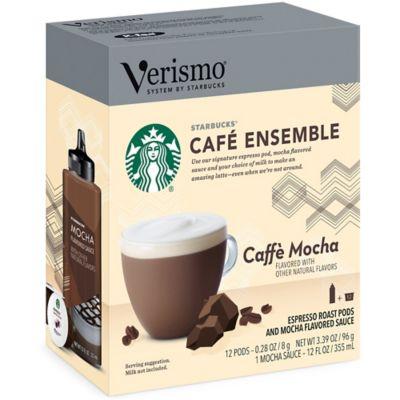Starbucks® Verismo™ Café Ensemble Caffé Mocha