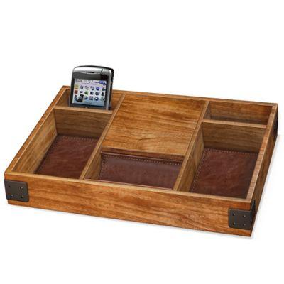 Wood Dresser Valet