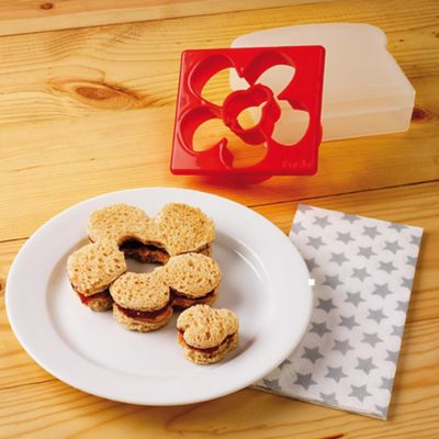 Tovolo® Ladybug and Flower Sandwich Shaper