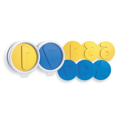 Tovolo Number Fun Cookie Cutters
