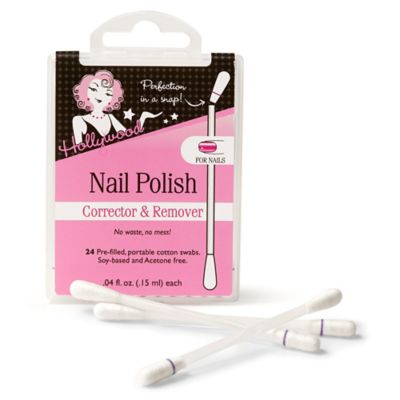 Hollywood 24-Pack Nail Polish Swabs