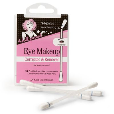 Hollywood 24-Pack Eye Makeup Swabs
