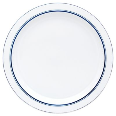Dansk® Bistro® Christianshavn 10 1/4-Inch Dinner Plate in Blue