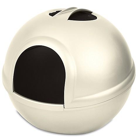 Petmate 174 Booda Dome Litter Box In White