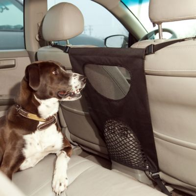 Bergan® Pet Travel Barrier in Black