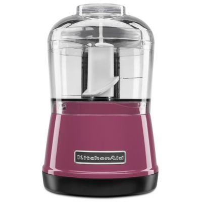 KitchenAid® 3.5-Cup Food Chopper in Boysenberry