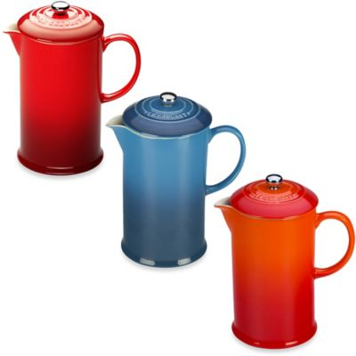 Le Creuset® 27-Ounce French Press in Soleil