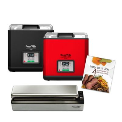 SousVide Supreme™ Demi 9-Liter Water Oven System in Red
