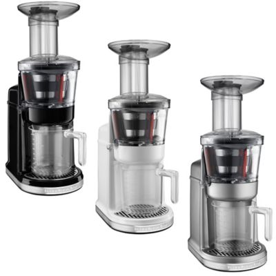 KitchenAid® Maximum Extraction Juicer in Contour Silver