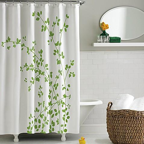 Kate Spade New York Gardner Street 70 Inch W X 72 Inch L Fabric Shower Curtain Bed Bath Beyond