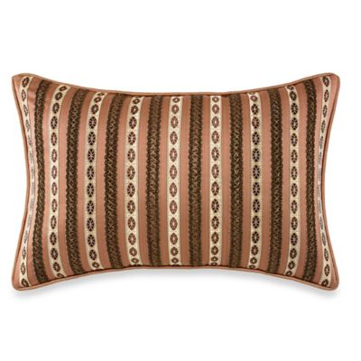 Croscill® Couture Palazzo Reversible Boudoir Throw Pillow